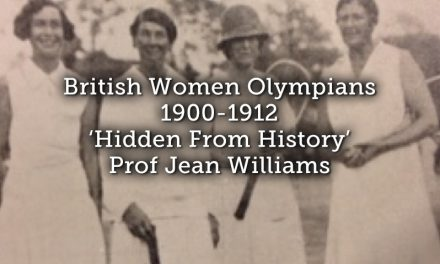 British Women Olympians 1900-1912 'Hidden From History'