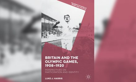 Britain and the Olympic Games, 1908-1920 – Perspectives on Participation and Identity
