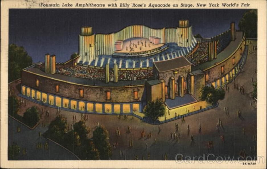 www.cardcow.com:529988:fountain-lake-amphitheatre-new-york-worlds-fair-exposition-1939-ny
