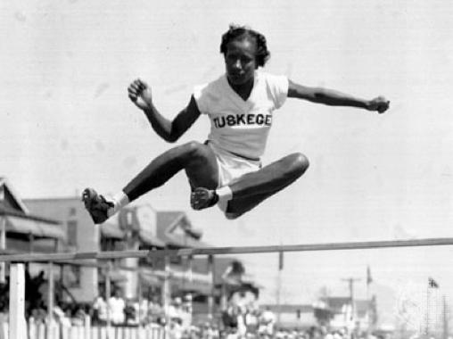 Alice Coachman Davis