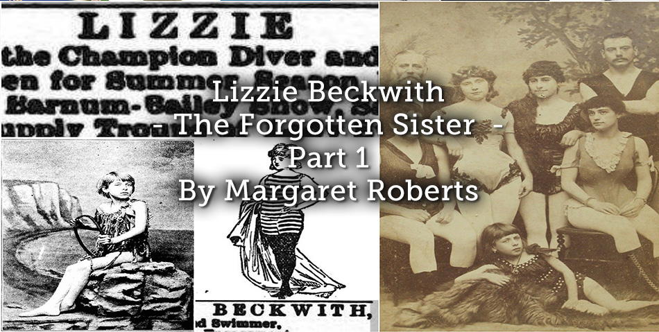 Lizzie Beckwith – The Forgotten Sister  – Part 1