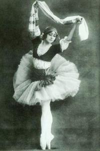 Olga Alexandrovna Spessivtseva
