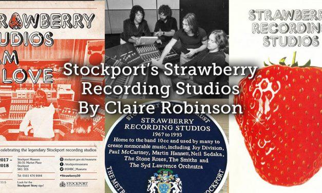 Stockport's Strawberry Recording Studios