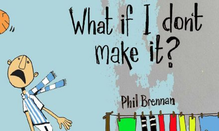 What if I don't make it? By Phill Brennan