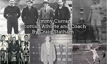 Jimmy Curran – Scottish athlete and coach.