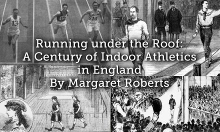 Running under the Roof: A Century of Indoor Athletics in England