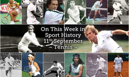 On This Week in Sport History – Tennis