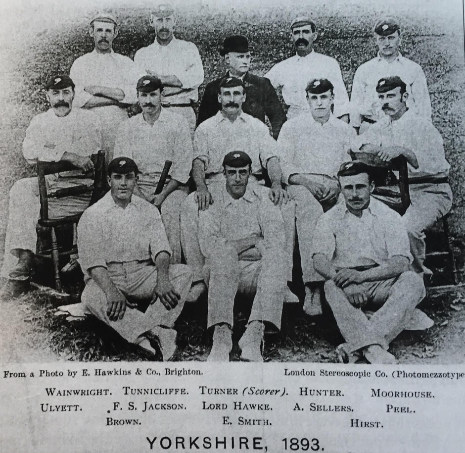 Yorkshire County Cricket Club in 1893