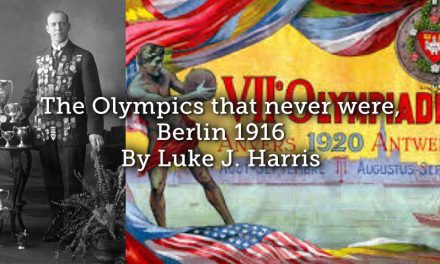 The Olympics that never were, Berlin 1916