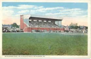 The Bethlehem Steel Athletic Field