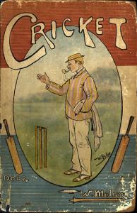 Afb 12_1897_Mulier, Pim, Cricket