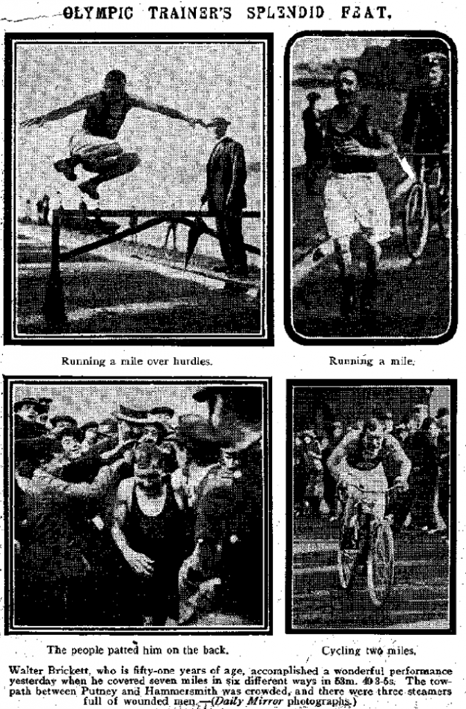 Daily Mirror, August 15, 1916