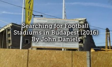 Searching for Football Stadiums in Budapest (2016)