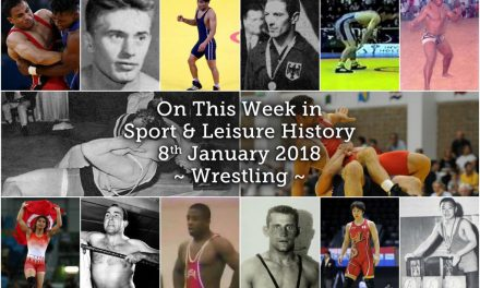 On This Week in Sport and Leisure History ~ Wrestling