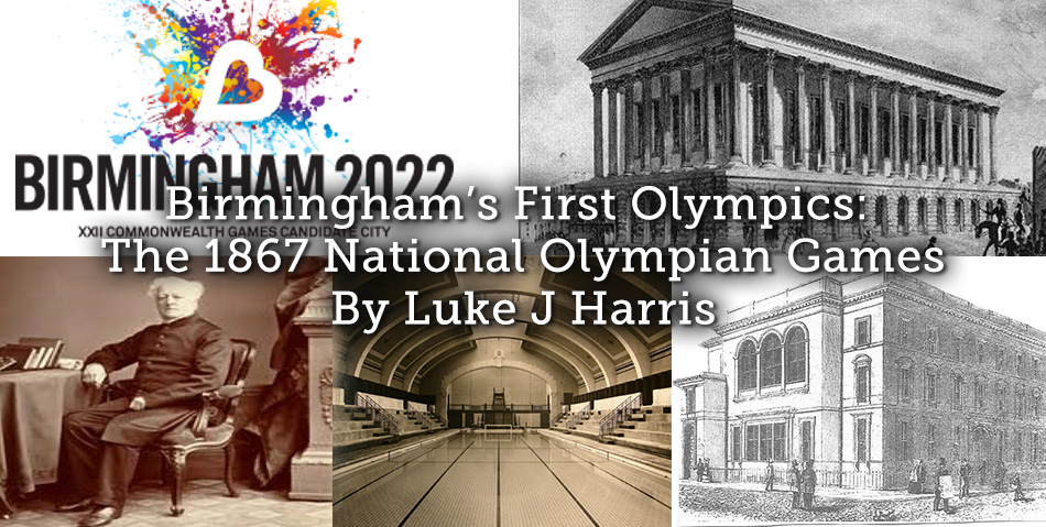 Birmingham's First Olympics:  The 1867 National Olympian Games
