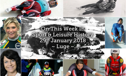 On This Week in Sport and Leisure History ~ Luge