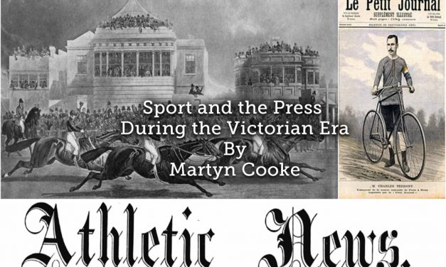 Sport and the press during the Victorian era