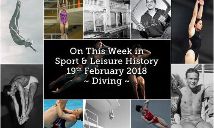 On This Week in Sport and Leisure History ~ Diving