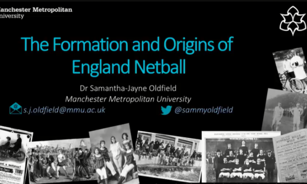 The Origins and Formation of England Netball