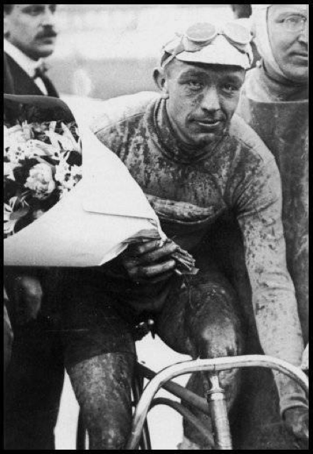 Paul Deman, the first winner of the Tour of Flanders