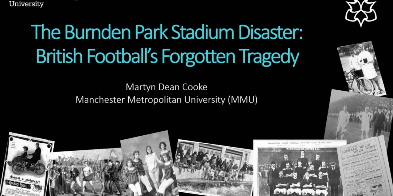 The Burnden Park Stadium Disaster: British Football's Forgotten Tragedy