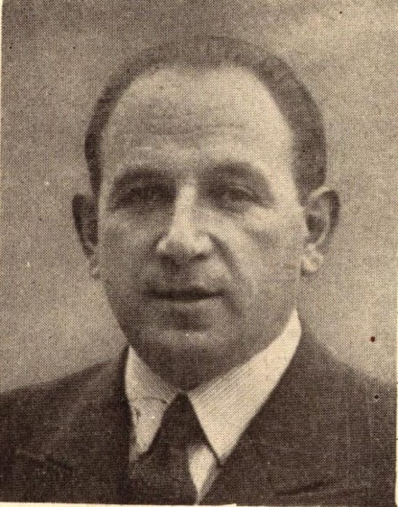 Zsigo Wertheimer (the trainer and Hedy's husband from 1930)