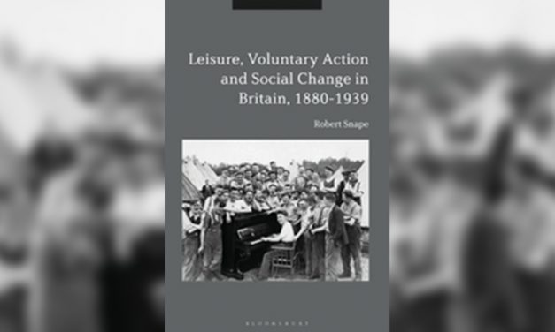 Leisure, Voluntary Action and Social Change in Britain, 1880-1939