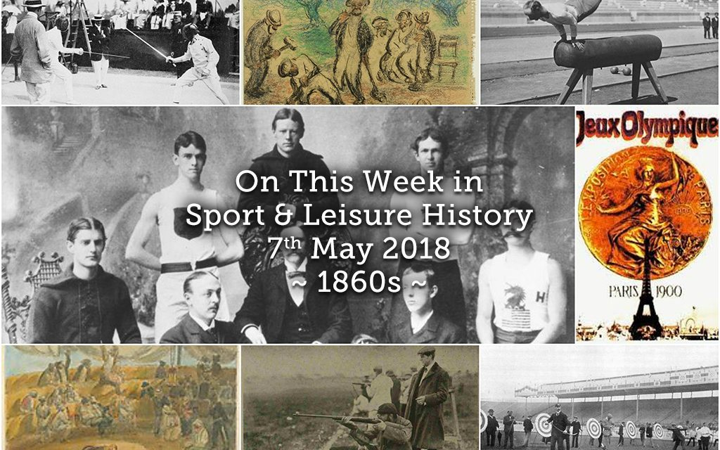 On This Week in Sport History ~ 1860s