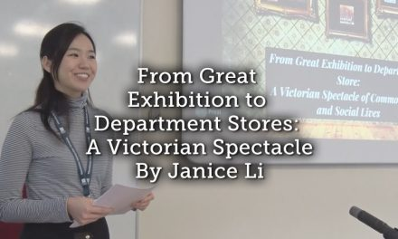 From Great Exhibition to Department Stores: A Victorian Spectacle