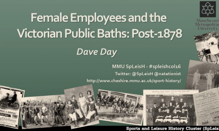Female Employees and the Victorian Public Baths