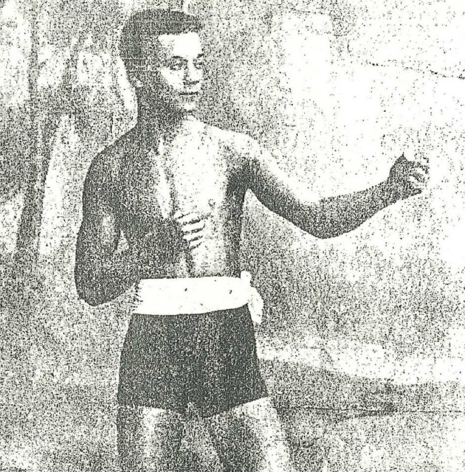 Jeptha- as shown in The-Fighters - a text on history of South African boxing