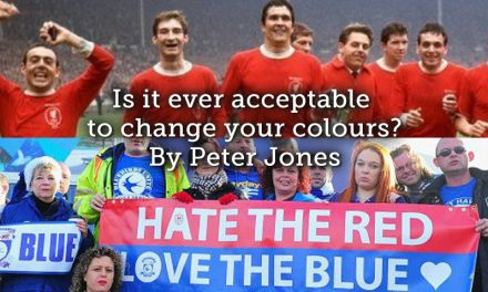 Is it ever acceptable to change your colours?