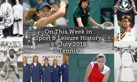 On This Week in Sport History ~Tennis