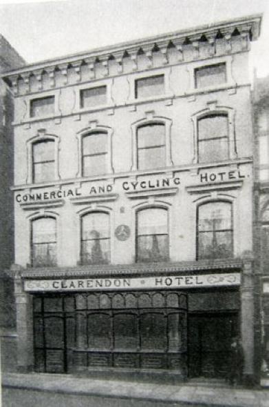 Clarendon Hotel, Shrewsbury