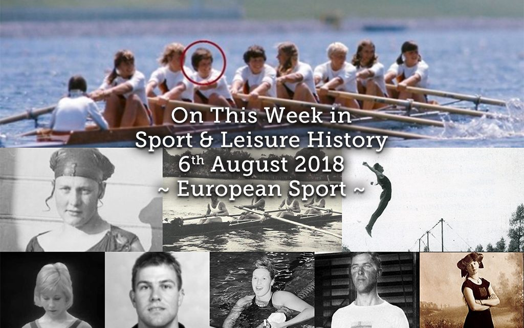 On This Week in Sport History ~ European Sport