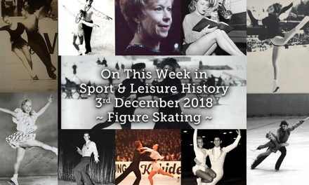 On This Week in Sport History ~ Figure Skating ~
