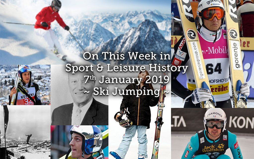 On This Day in Sport & Leisure History – Ski Jumping