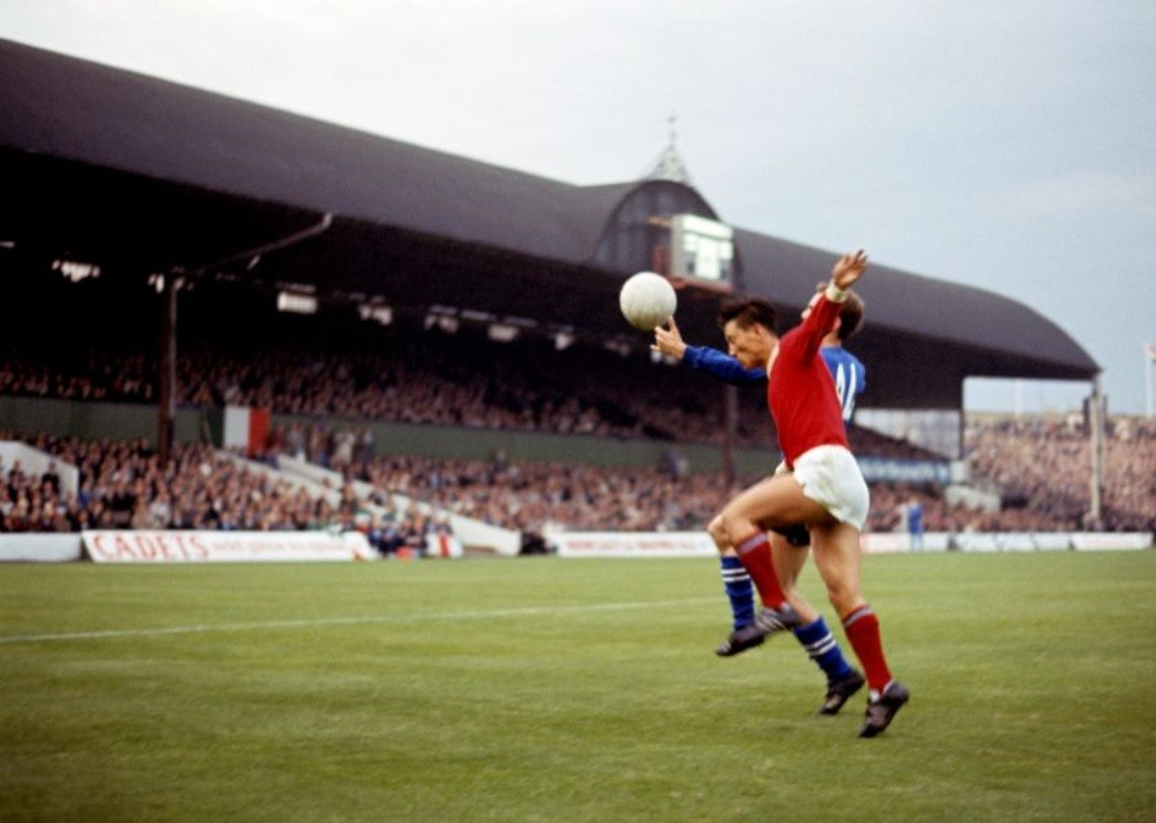 North Korea v Italy at Ayresome Park (Middlesbrough FC