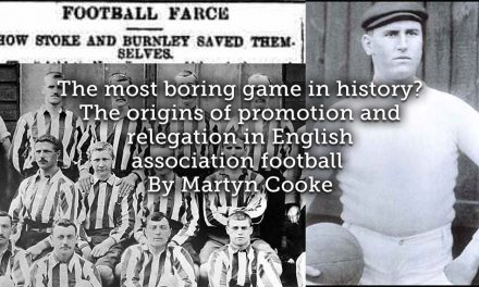 The most boring game in history? <br>The origins of promotion and relegation in English association football