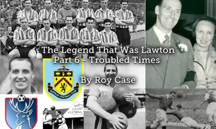 The Legend That Was Lawton <br> Part 6 – Troubled Times