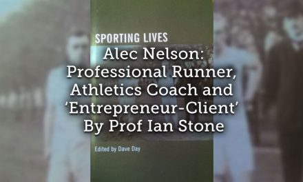 Alec Nelson: <br>Professional Runner, Athletics Coach and 'Entrepreneur-Client'