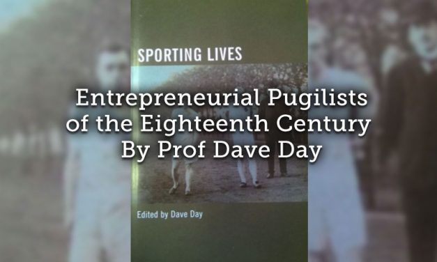 Entrepreneurial Pugilists of the Eighteenth Century