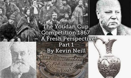 The Youdan Cup Competition 1867 ~  A Fresh Perspective!  [Part 1]