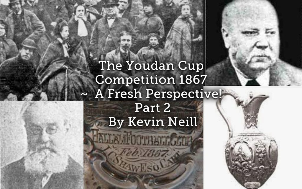 The Youdan Cup Competition 1867 ~  A Fresh Perspective!  [Part 2]
