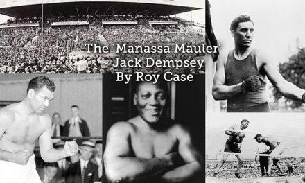 The 'Manassa Mauler' – Jack Dempsey