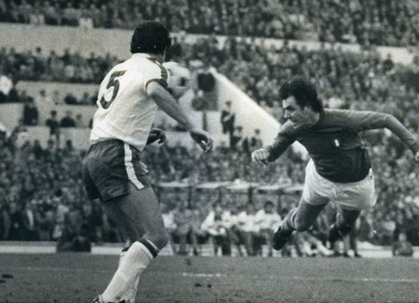The Case of Italy v England [1976], Which Was Not Broadcast Live ...
