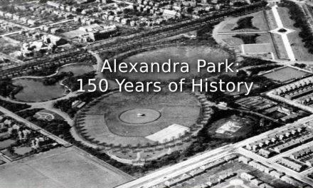 Alexandra Park: 150 Years of the Park
