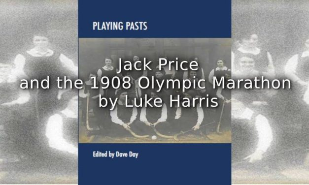 Jack Price and the 1908 Olympic Marathon