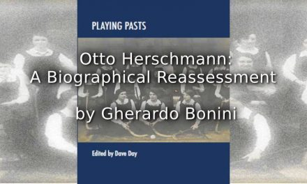 Otto Herschmann: A Biographical Reassessment