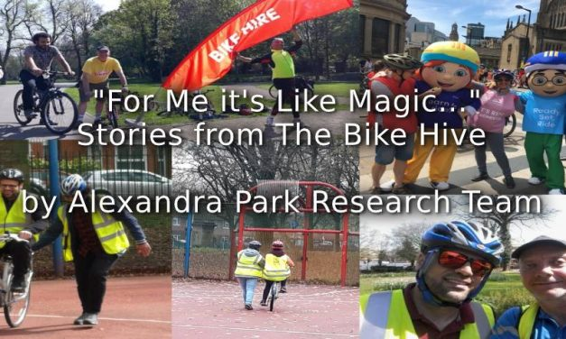 'For Me it's Like Magic…' <br>Stories from The Bike Hive